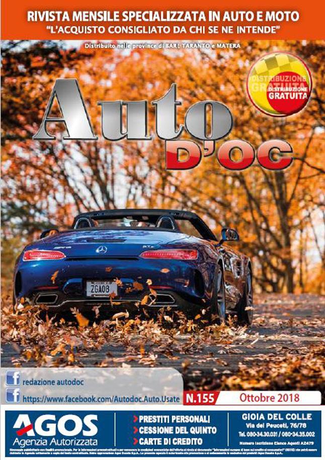 AutoDoc Ottobre 2018