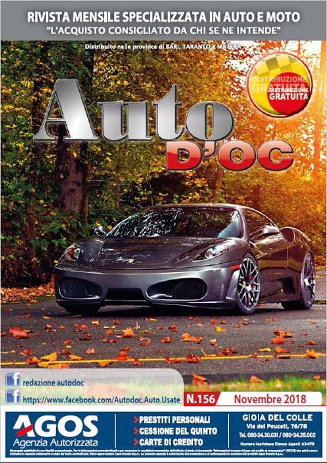 AutoDoc Novembre 2018